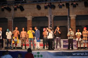 con la Wrestling league